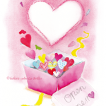 今日のテーマカラー:ピンク「ご褒美」