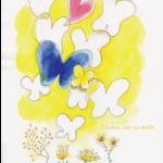 今日のテーマカラー:黄色「意思を持って進む」