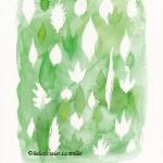 今日のテーマカラー:緑「得意な部分を伸ばしていこう」