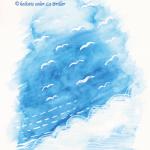 今日のカラーメッセージ:青「きちんと伝えたら 後は手放す」