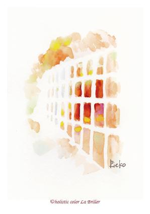 ほぼラブ,色彩心理,茶色,茶,Brown,色の意味,カラーセラピー,ポジティブ,色を学ぶ,ラブリエ,大阪,奈良