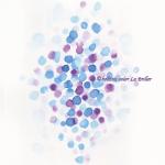 今日のテーマカラー:青紫「夢を語る」