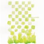 今日のテーマカラー:黄緑「新しい芽を育てる」