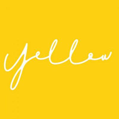 Yellow,黄色,黄,イエロー